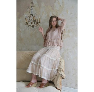 Jeanne d`Arc Living Rock | Mindful charm - Antique rose - XS-S
