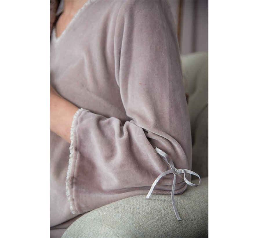 Kleid | Delicate choice - Delightful plum - XS