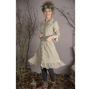 Jeanne d`Arc Living Kleid | Amazing beliefs - Linen color