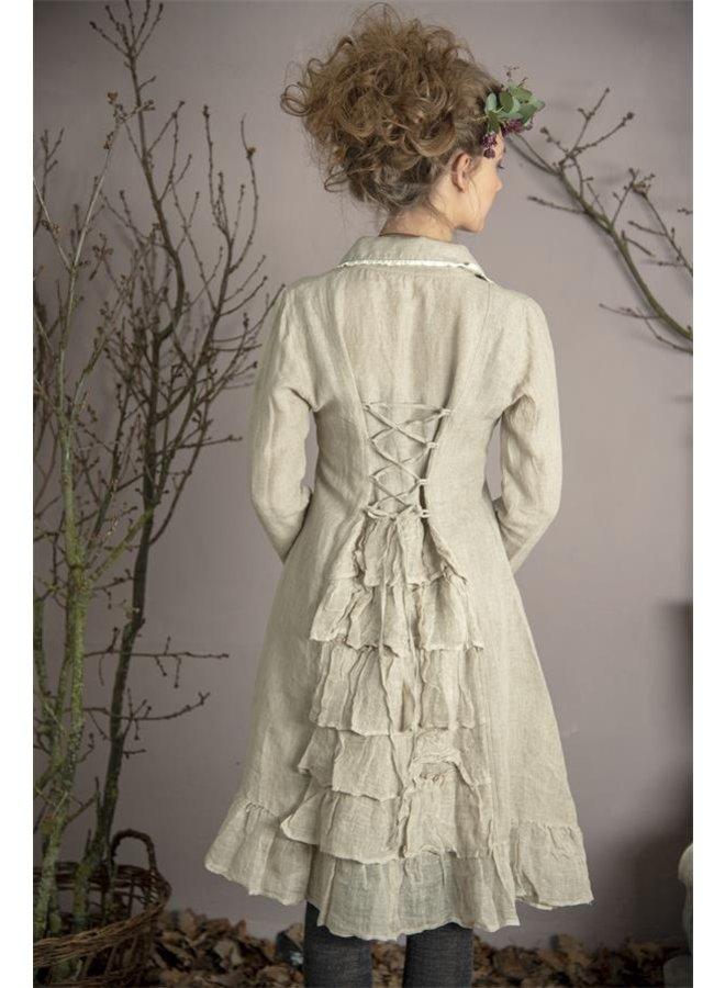Kleid | Amazing beliefs - Linen color