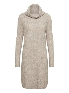 Cream Clothing Strickkleid | Andy Knit Dress - Light Beige