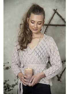 Jeanne d`Arc Living Wickelcardigan | Adorable moments - Rose