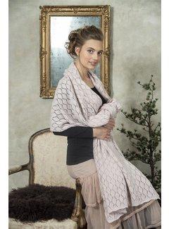 Jeanne d`Arc Living Grosser Schal | Adorable moments - Rose