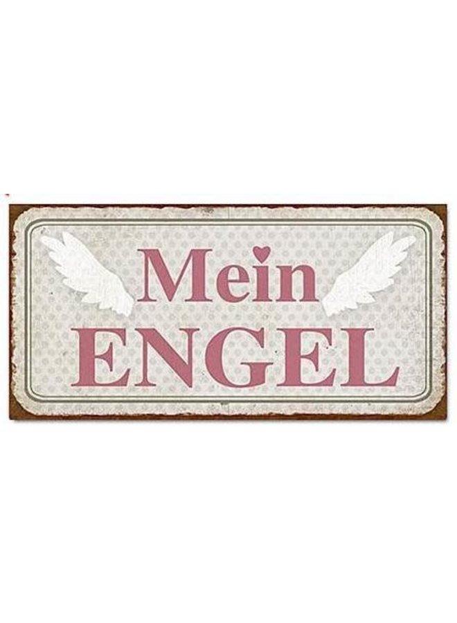 "Kühlschrankmagnet ""Mein Engel"""