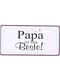 """Kühlschrankmagnet """"Papa ist der Beste"""""""