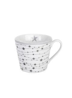 Krasilnikoff Tasse Happy Cup - STARS IN THE SKY