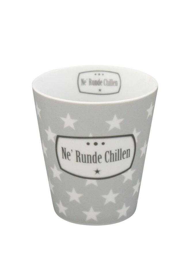 Tasse Happy Mug - Ne Runde Chillen