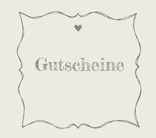 Enchanté Gutscheine - Geschenkgutscheine