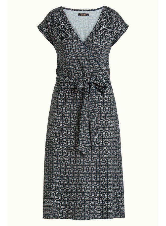 Kleid   Lot Dress Bourbon - Dragonfly Green