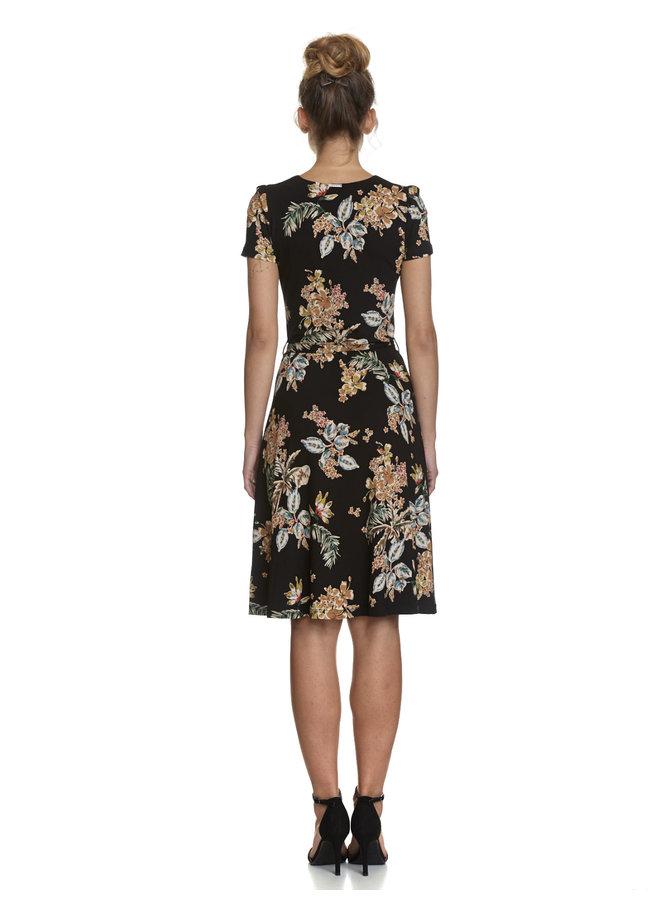 Kleid   My Hawaii Dress - black