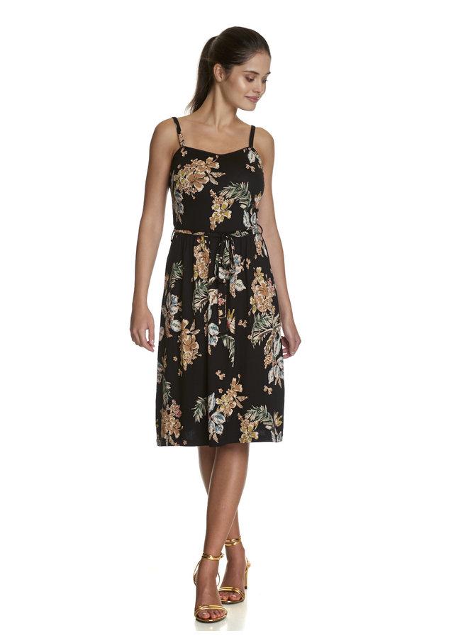 Kleid | Honolulu Beach Dress - black