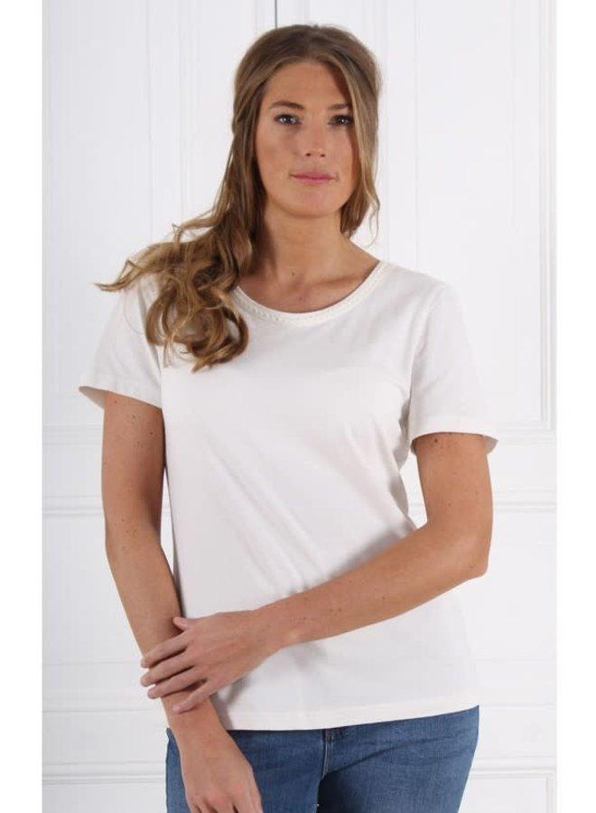 Basic T-Shirt | Palina-ivory