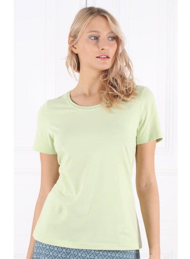 Basic T-Shirt | Palina-lime