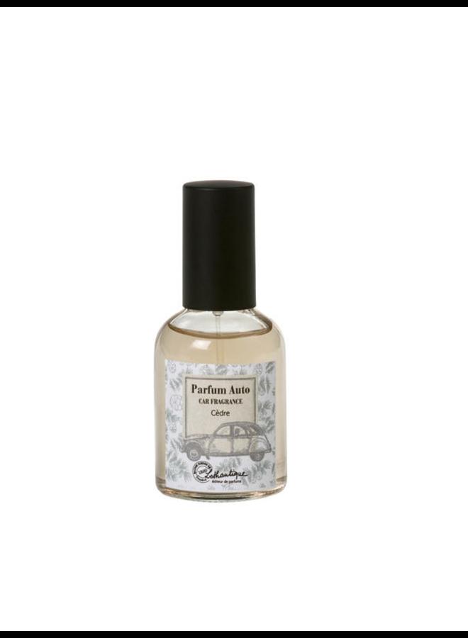 Auto Parfüm - Autoduft auf natürlicher Basis - Cèdre