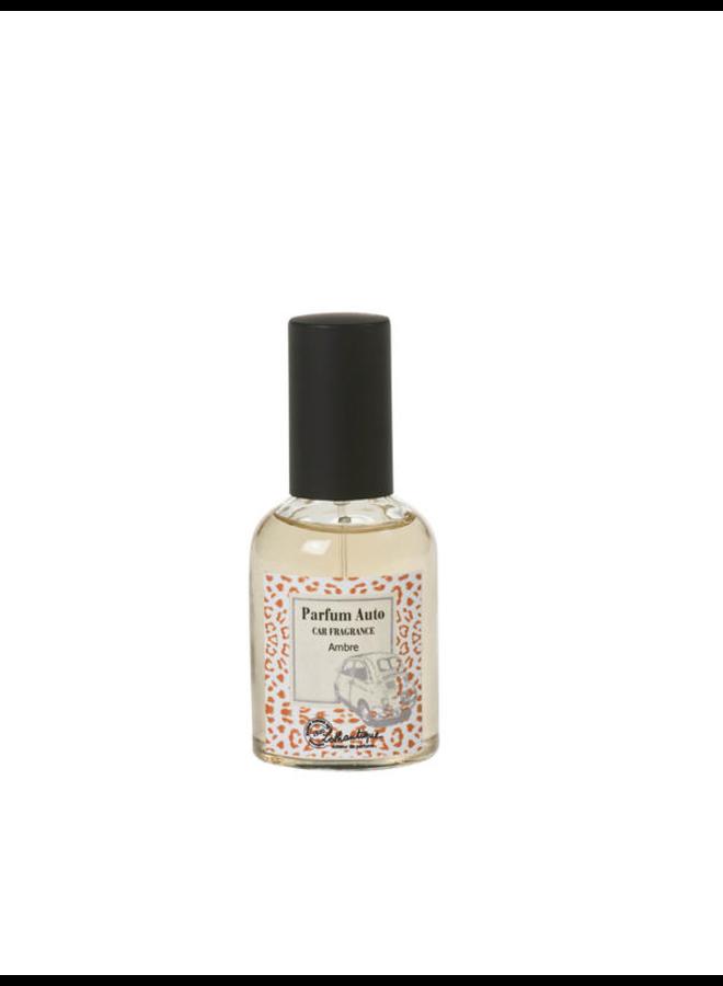 Auto Parfüm - Autoduft auf natürlicher Basis - Ambre