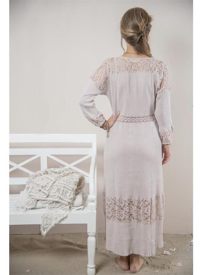 Kleid | Trine - Rose