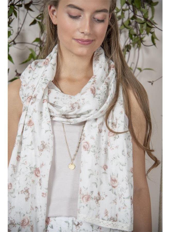 Schal | Jane - Flowerprint