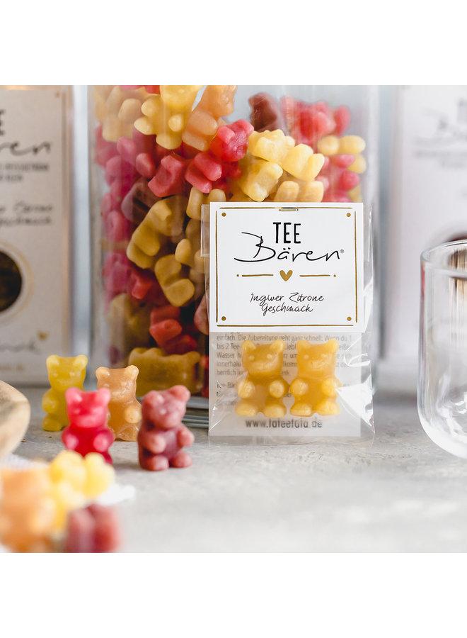Tee Bären - Ingwer Zitrone