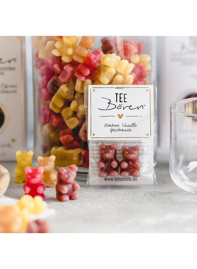 Tee Bären - Himbeer Vanille