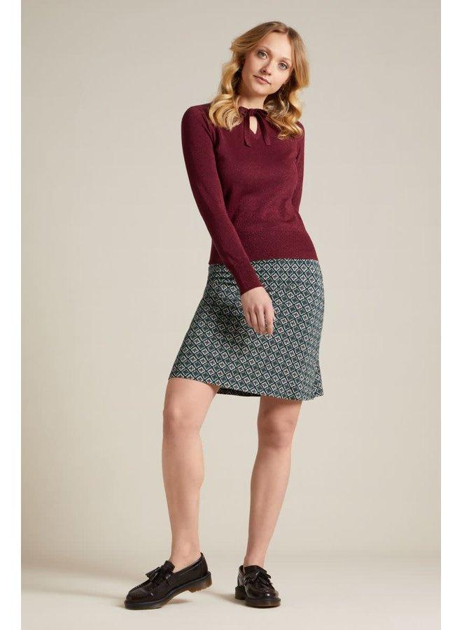 Rock - Border Skirt Giza - Pine Green