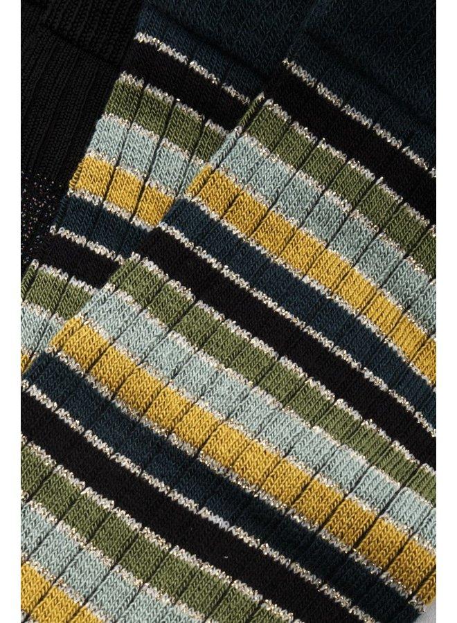 2 Paar Socken - Socks Reina - Pine Green