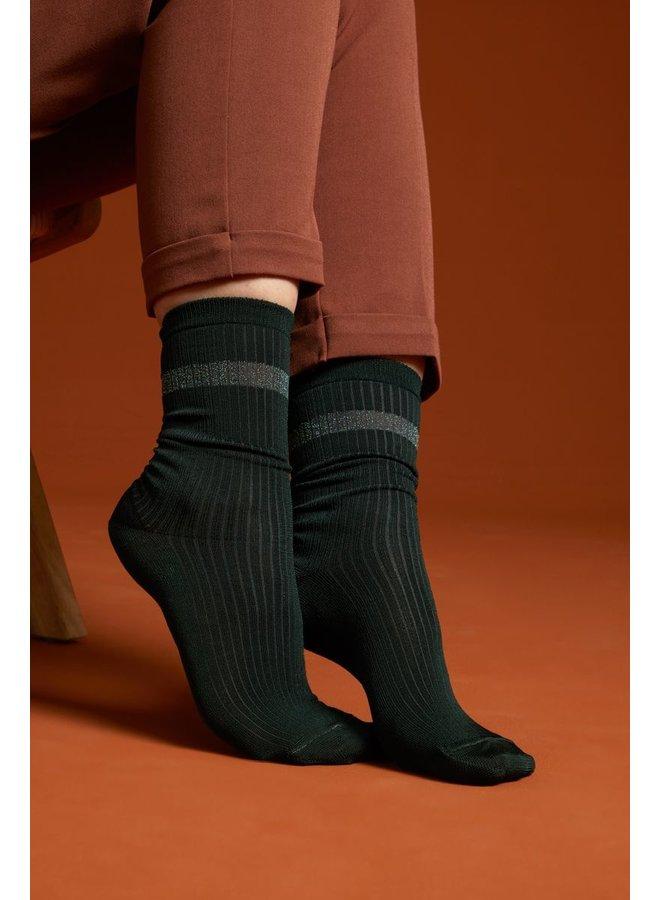2 Paar Socken - Socks Reina - Grape Red