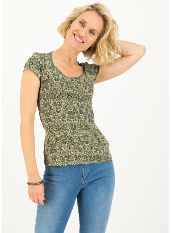 Shirt - late summer belle shirt - pattern poetry