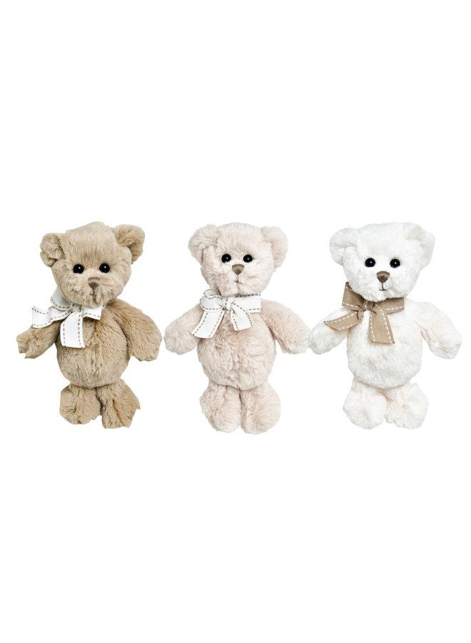 Teddybär - Baby Gabriel, Marian & Lillebror - 3 Farben