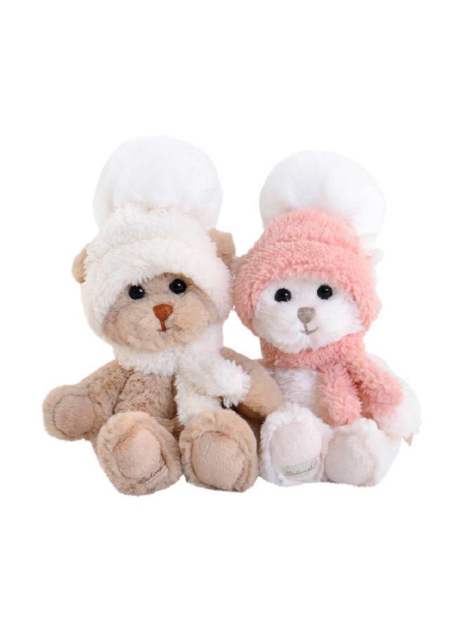 Teddybär - Baby Julia & Alvin