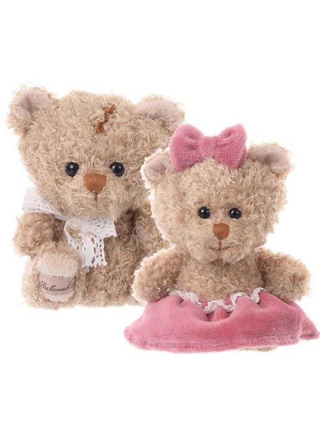 Teddybären - Cupcakes (10cm)