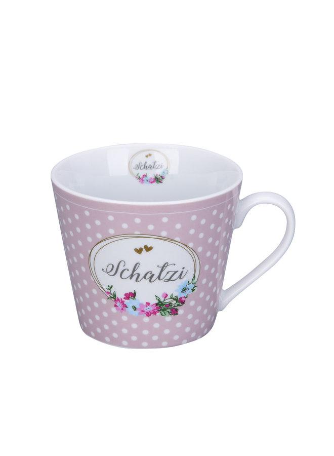Tasse Happy Cup - Schatzi