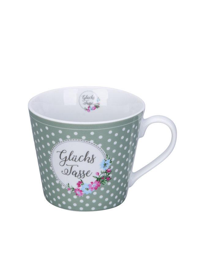 Tasse Happy Cup - Glücks Tasse