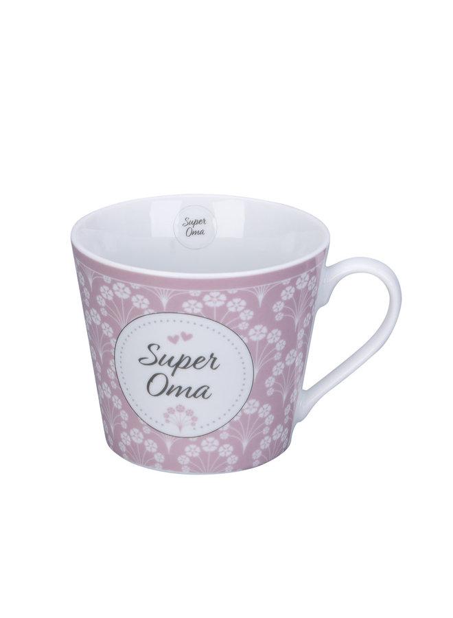 Tasse Happy Cup - Super Oma