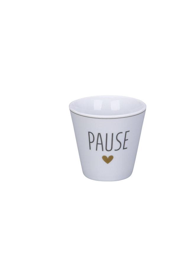 Espresso Cup - Pause