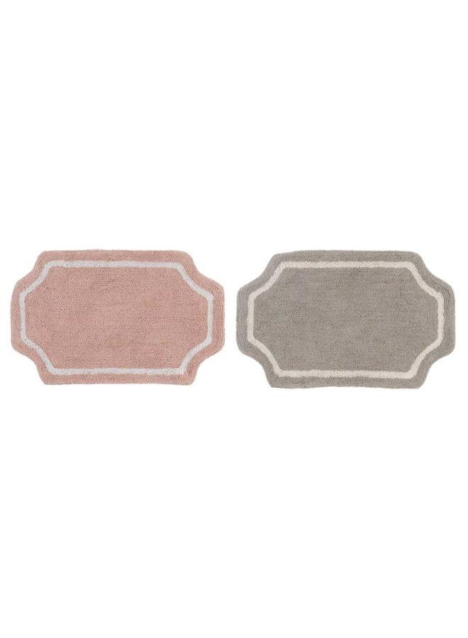 "Badezimmer Teppich ""Nîmes"" - 2 Farben"