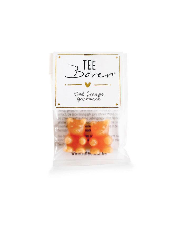 Tee Bären - Zimt Orange