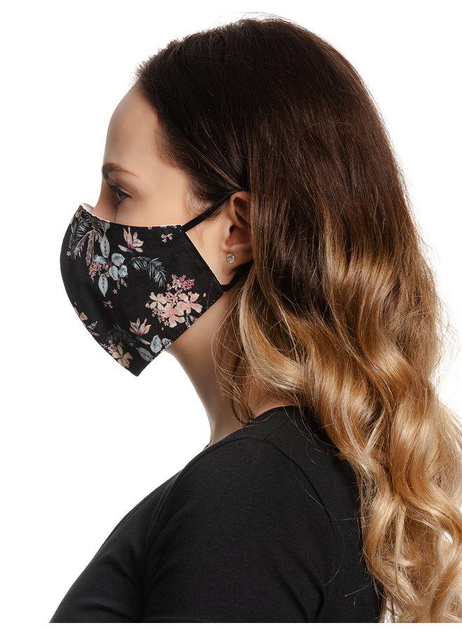 Design Stoffmasken - 3 Farben