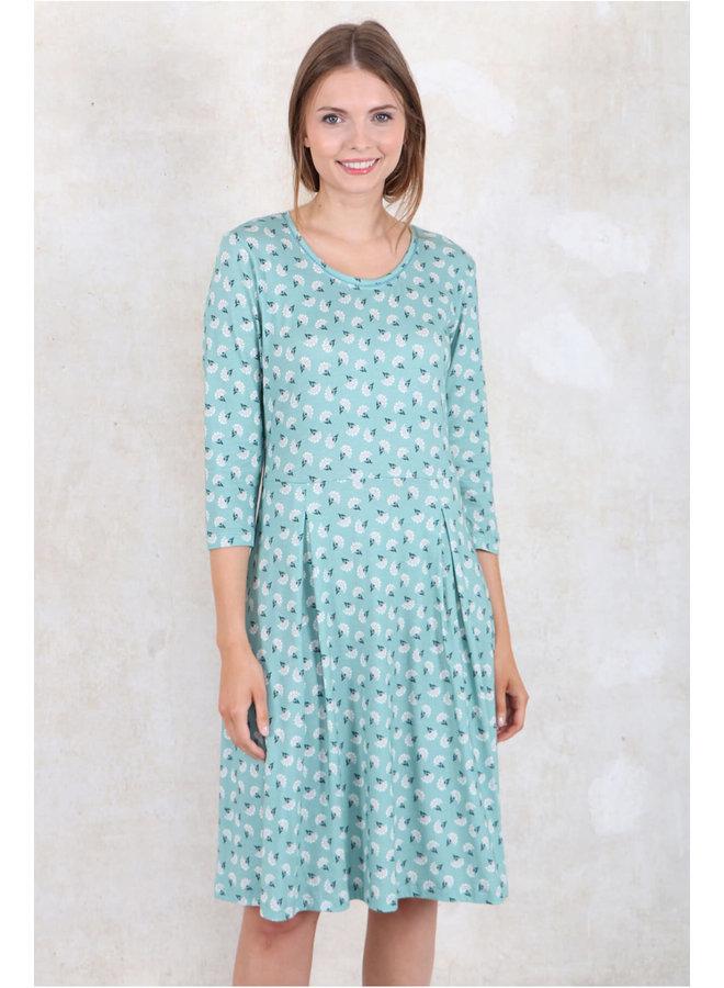 Kleid Finna - turquoise