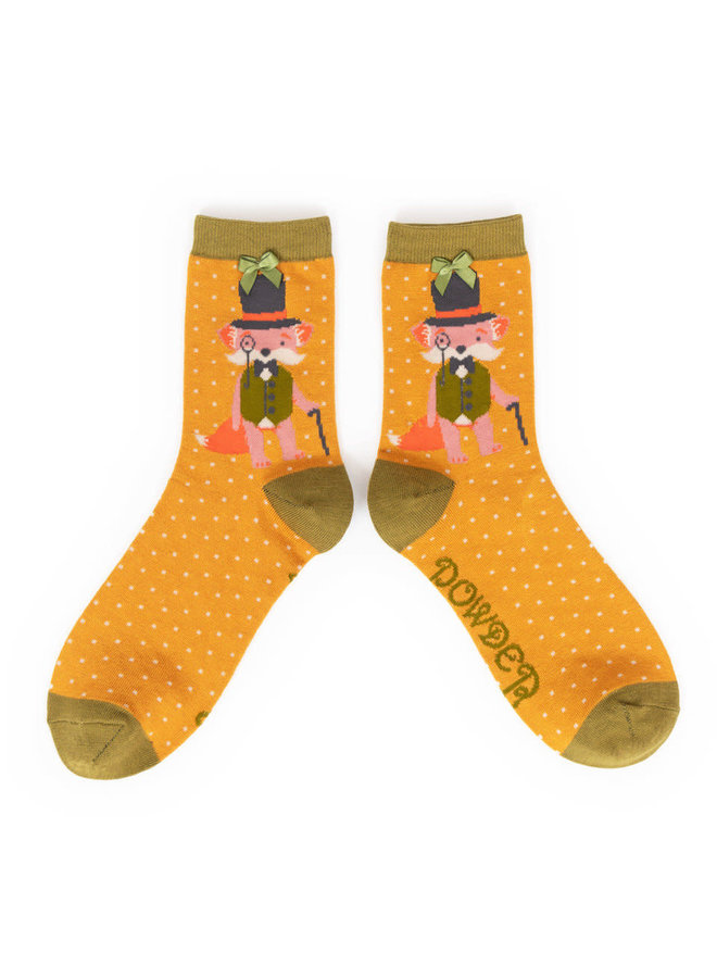 "Powder Socks ""Fuchs Charly"""