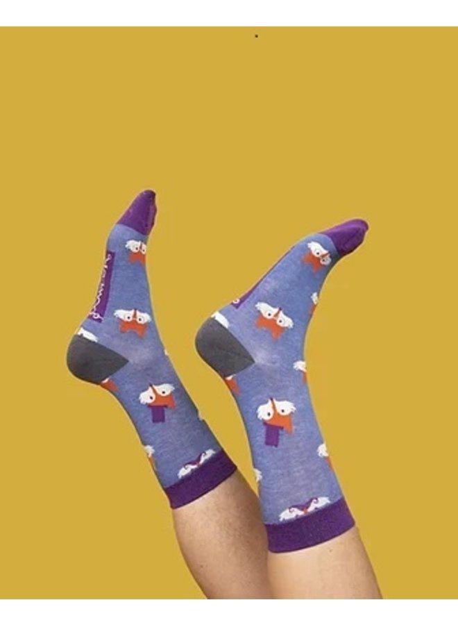 """Powder Socks Herren""""Fox Pierre"""""""
