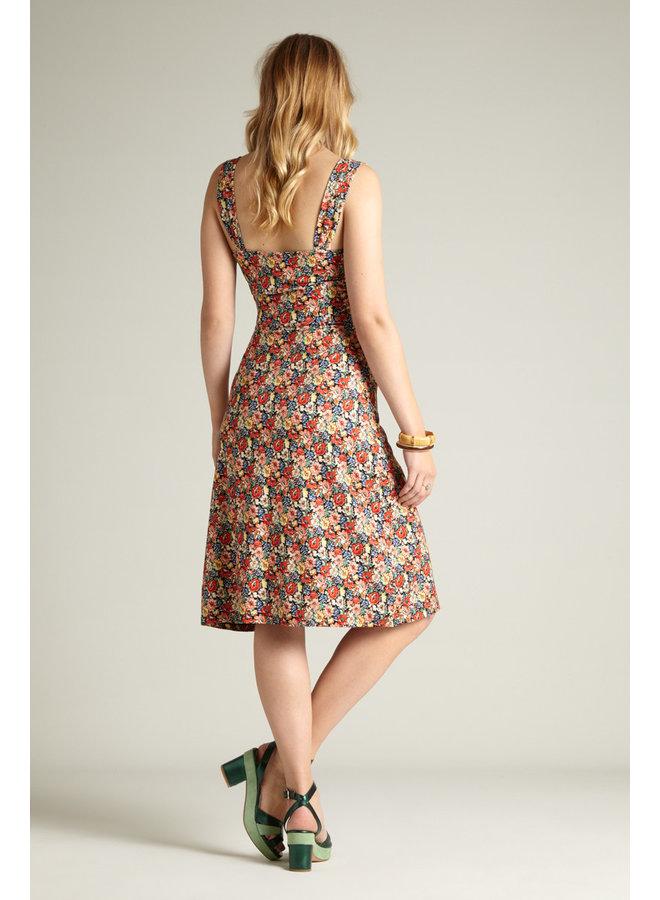 Kleid - Carine Dress Santa Rosa - Black