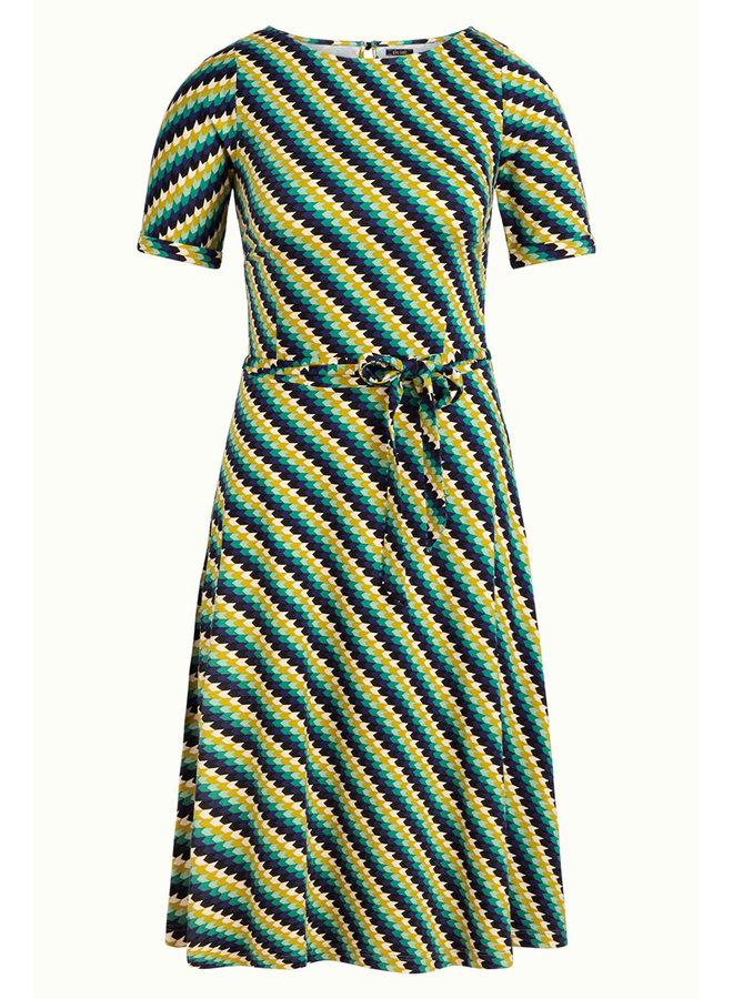 Kleid - Betty Dress Daze - Eden Green