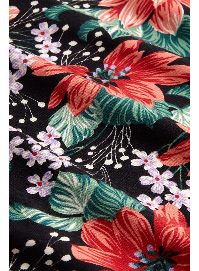 Kleid - Lola Dress Pacifica - Black