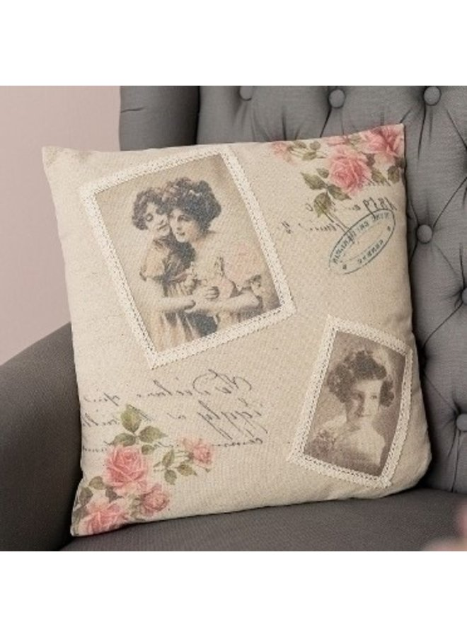 "Kissen ""Memory"" 40 x 40 cm"