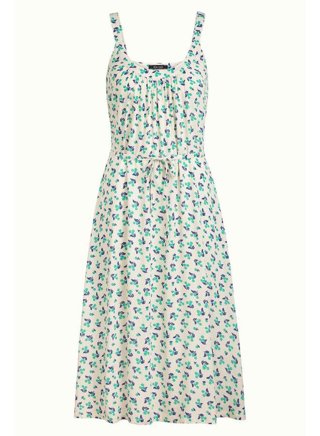 Kleid - Allison Dress La Paz - Cream