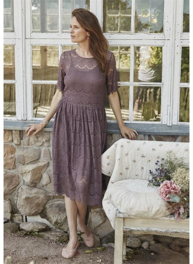 Kleid Ava - Flint