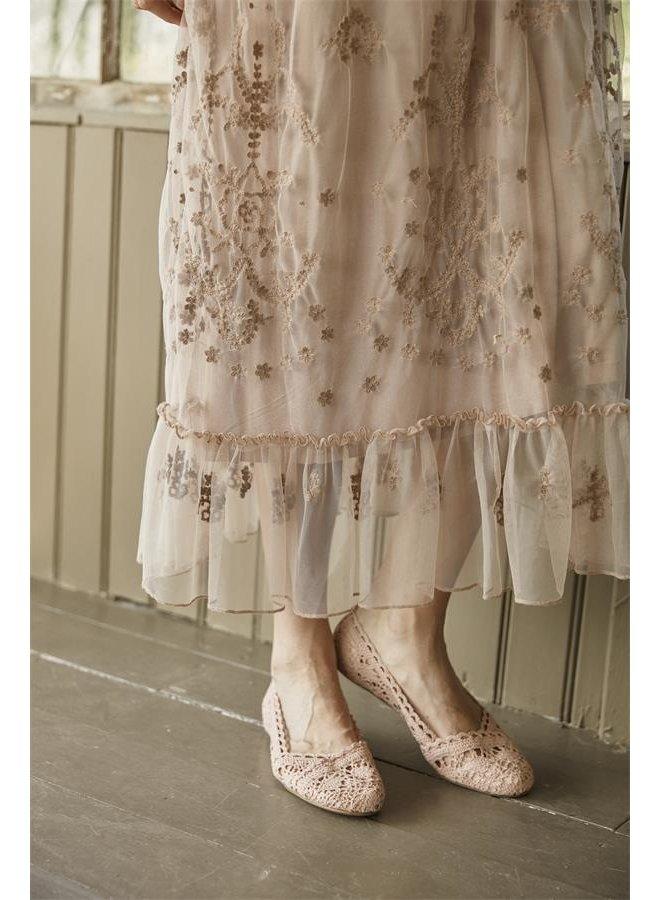 Kleid Kelly - Old Rose