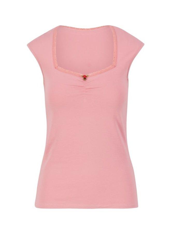 logo top romance - feminine blush