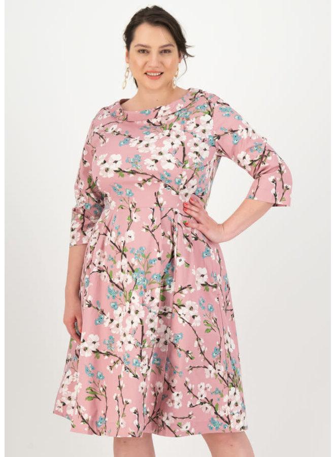 Sommerkleid gärtchen eden - blossom blush