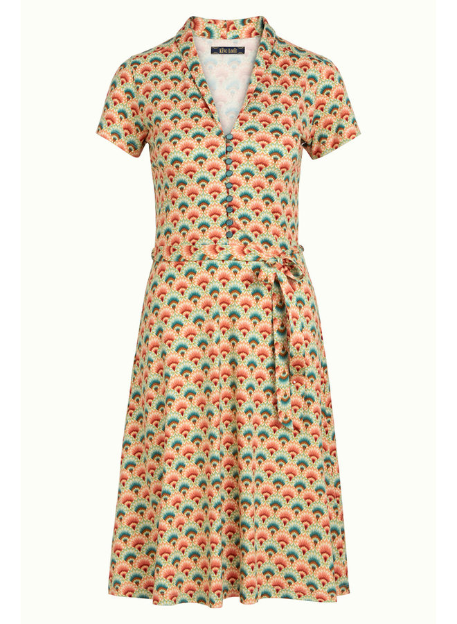Kleid - Emmy Dress Carmel - Pearly Dew
